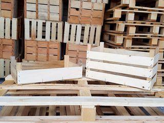 Производим и продаем тару деревянную и картонные короба.