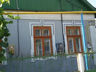 Бессарабка ,районный центр .Дом  построен из экологически чистого материала..