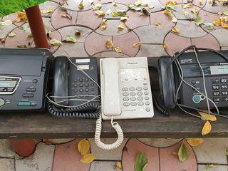 Продам офисные телефоны и 2 факсимильных аппарата