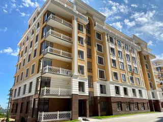 Apartament cu 2 odăi, variantă albă, 76,9 m2. Buiucani, str. Liviu Deleanu! Proprietar.