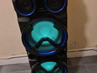 Ibiza karaoke DJ system.. cd card, usb, microphone,