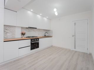 Apartament 2 odăi Cu Living 80m2