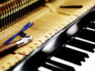 Профессиональная настройка фортепиано и роялей