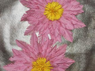 Flori din hîrtie și lucrări handmade