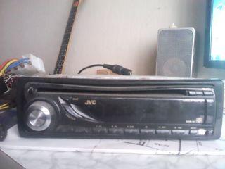 JVC model : KD-G322