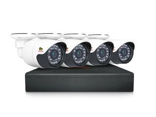 Видеонаблюдение для каждого! Комплект видеонаблюдения по лучшей цене!!! От 120$