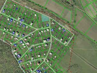 Vînd lot pentru construcție 7,7ari, regiunea Villan, satul Hulboaca