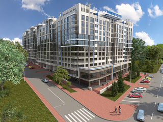 Apartament 2 odăi, Ciocana, varianta albă