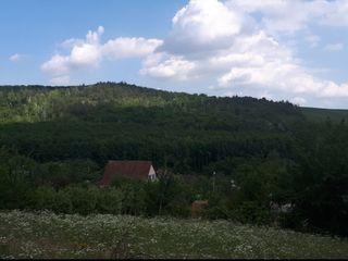 Дачный участок!!! С фантастической панорамой на лес!