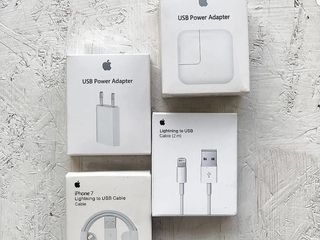 Original Lightning Cable and USB Power Adapter