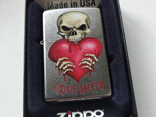 Черепа - Новые Оригинальные Американские Zippo