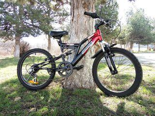 Продам велосипед подростковый б/у. Цена  60 ев.