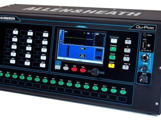 Mixer digital Allen&Heath Qu-Pac. livrare în toată Moldova,plata la primire