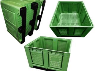 Boxpaleti (containere) din Polonia / Контейнеры из Польши