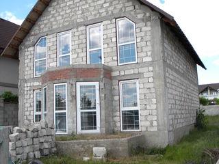 Меняю  Дом 2-х эт. 140м Колоница  на 2-х или 3-х ком.кв. или продам.Есть все коммуникации  45000 ев