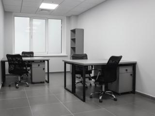 Офисы 5-20м2, 9 €/м2, Ботаника, новые, с мебелью, евроремонт