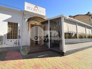 Chirie restaurant - cafenea cu terasă! 240 mp, euroreparație, Centru 2000 €