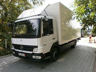 Mercedes Atego  816 s NDS