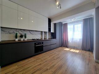 Basconslux! Telecentru, 3 camere + living, Design Individual!