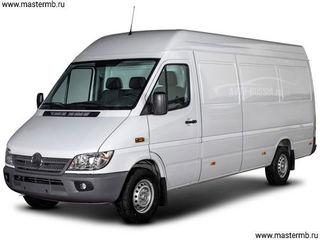 Ремонт, диагностика для грузовых авто (Mercedes Sprinter / Vito и Volkswagen LT / Crafter)