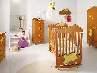 Детские кроватки Bambini, Bertoni, Chipolino, Drewex, Italbaby, Klups.