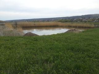 Bazin de acumularea apei in r-nul Orhei