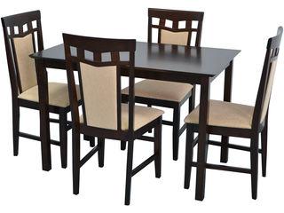 Столы и стулья  производства Малайзии от 550 лей