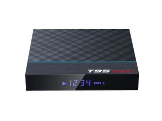 4K ТВ-приставка T95 Max Plus (Ram 4Gb и eMMC 64Gb)