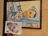 portrete și caricaturi la comanda