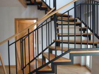 Scari moderne .Proiectare , confectionare , montare . Лестницы .