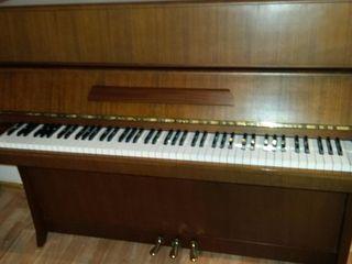 Pian Petrof , Scholze ,  Orga Roland Gw8, Formanta