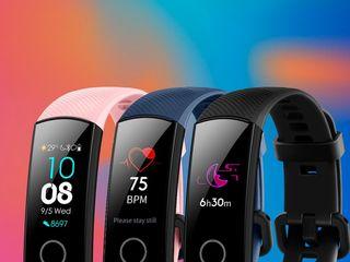 Браслеты Mi Band 4, Honor Band 4, Mi Band 3 Смарт-часы Amazfit Bip. Ремешки Amazfit Bip MiBand 2,3,4