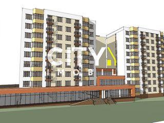 Se vinde apartament cu 1 cameră, Chișinău, Ciocana 42 m