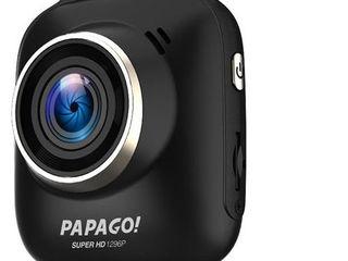 Топовый регистратор Papago GoSafe S36 - (2560 x 1080, 175, Ambarella)