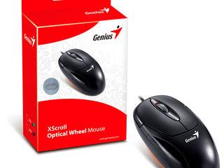 Mouse Genius Xscroll Optical Usb (новая)  XScroll – это мышь, которая подходит как для правшей, так
