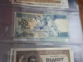 Коллекция Банкнот очень большая