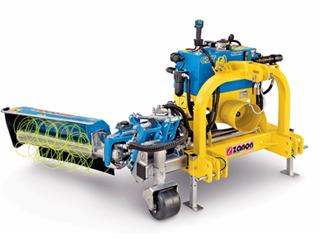 Se vinde Cositoarea hidraulică Zanon 800 CST+ DMI foarte buna in culturile de vita de vie si pomi