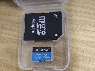 Micro sd карта 128 гигабайт.