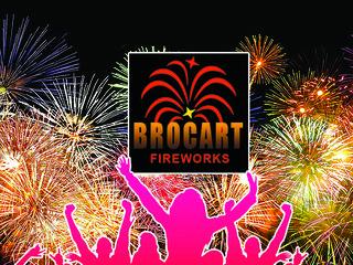 Focuri de artificii pentru Anul Nou. Magazin-depozit Brocart srl. Фейерверки к Новому Году.