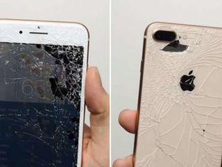 Замена крышки  Iphone 8 - 8plus -X