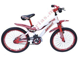 Детский велосипед Azimut KSR Premium 1850 лей