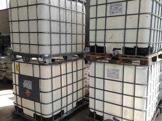 Продаются бочки евро куб 1000 литров б/у
