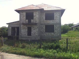 Casa nefinisata in Basarabeasca (Centru)!