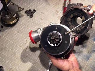 качественный ремонт вашей турбины 185e