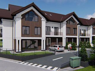 Townhouse ,,Durlestii Noi,,! Complex cu 15 proprietati unice, constructia a inceput!
