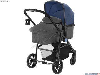 Carucior 2in1 KinderKraft - in credit 6 -36 luni.