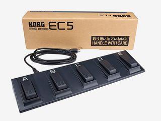 Korg EC5 педальный контроллер