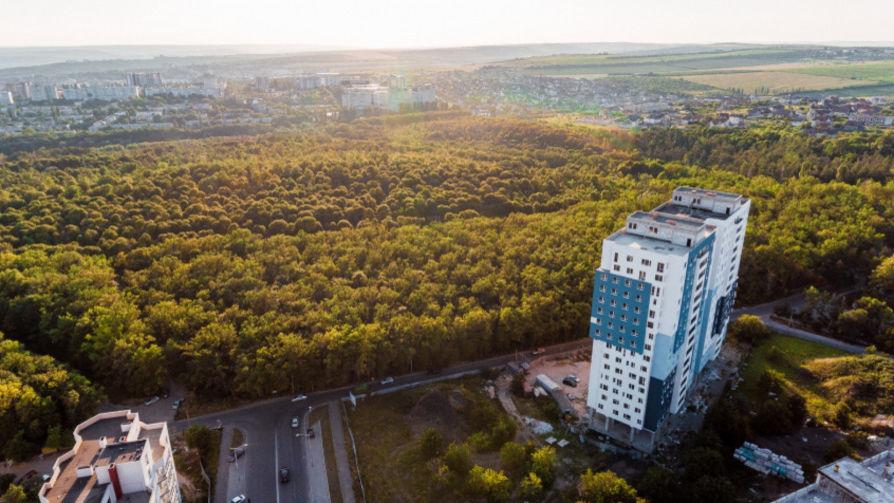"Жилой комплекс ""Aqua Forest Holl"" Ион Думенюк 3, фото 2, цена 480€ м2 - Hollman Construct S.R.L"