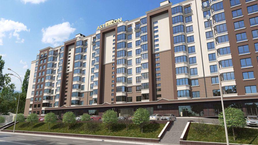 "Жилой комплекс ""Alba Iulia Residence"" по ул.Алба Юлия 21, фото 1, цена 720€ м2 - Astercon"