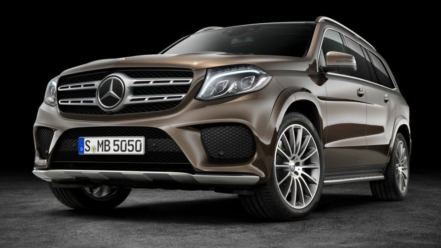 Mercedes Benz GLS Класс 350 d 4MATIC